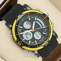 Брендовые наручные часы O.T.S 8115 Black\Yellow