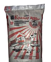 Комбикорм Смесь зерновая КРАМАР  в гранулах весовая, 25 кг