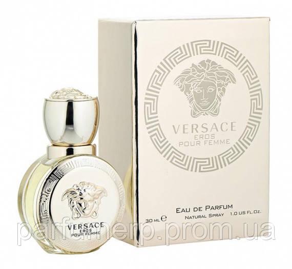 Versace Eros Pour Femme 30мл (Версаче Эрос Пур Фемме) - Оригинал!