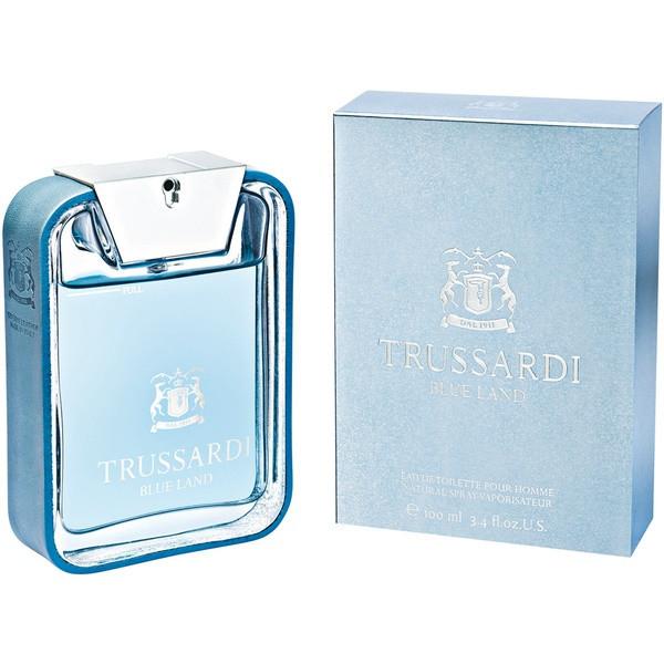 Trussardi Blue Land туалетная вода 100 ml. (Труссарди Блю Ленд)