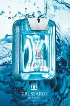 Trussardi Blue Land туалетная вода 100 ml. (Труссарди Блю Ленд), фото 2