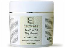Маска тройного действия Tea tree oil clay mask, 250мл