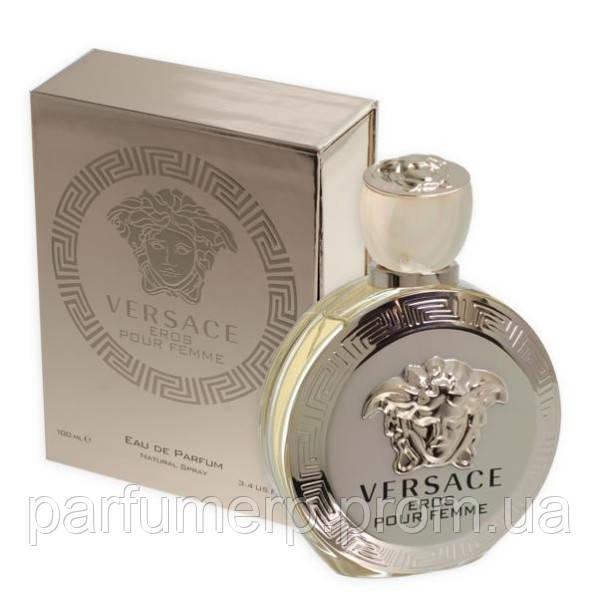 Versace Eros Pour Femme 100мл (Версаче Эрос Пур Фемме) - Оригинал!