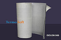 Вспененный полиэтилен Изолонтейп 3008 фольгированный -8мм