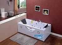 Гидромассажная ванна Hydrosan Levante 659 1800x900x620 mm