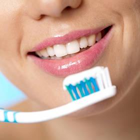 Зубна паста, ополіскувачі.