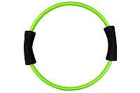 Круг для пилатеса  DK2221 green для дома и спортзала