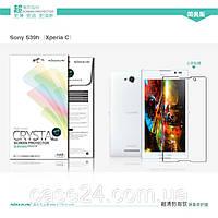 Защитная пленка Nillkin для Sony C C2305 глянцевая, фото 1