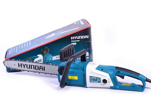 Электропила цепная Hyundai XE 1800, фото 2