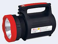 Ліхтар прожектор Yajia YJ-2886 + 22 LED + Power Bank, фото 1
