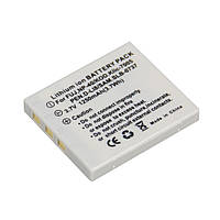 Аккумулятор для камер Konica - NP-1 (NP-40, D-LI8, KLIC-7005, SLB-0737, DS-5020, NP-1) - аналог на 1250 ма
