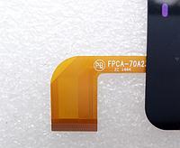 """Сенсор (тачскрин) Nomi C070020 Corsa Pro 7"""" 3G ,черный, FPCA-70A23-V01,"""