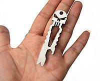 EDC череп мультитул отвертка ключ, фото 1
