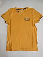 Турецкая футболка для мальчиков BANAMAX от 140 до 176 см рост., фото 1