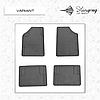 Коврики резиновые универсальные Uni Variant (4 шт) Stingray 1023044, фото 3