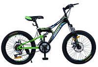 Горный детский спортивный велосипед Profi Damper 20 (2017) new