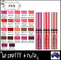 NYX Cosmetics NYX Глянцевый блеск для губ BUTTER GLOSS