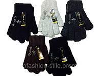 """Перчатки мужские """"SPORTS"""", цвет черный, размер L (10шт. в упаковке)"""