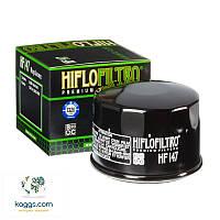 Масляный фильтр Hiflo HF147 для Yamaha, Kymco.