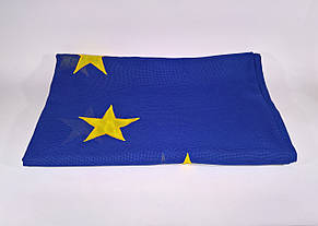 Флаг Евросоюза (Вышивка) - (1м*1.5м), фото 2