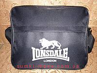 Сумка планшет LONSDALE(только ОПT)Сумка для через плечо