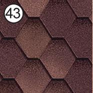 ROOFSHIELD Классик Стандарт 43 (капучино)