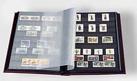 Альбом для марок 16 листов (32стр) А4 Мягкая обложка Leuchtturm