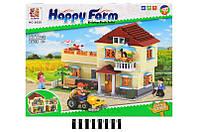 """Конструктор Happy Farm (Ферма) """"Загородный дом"""" 6020, 677 дет"""