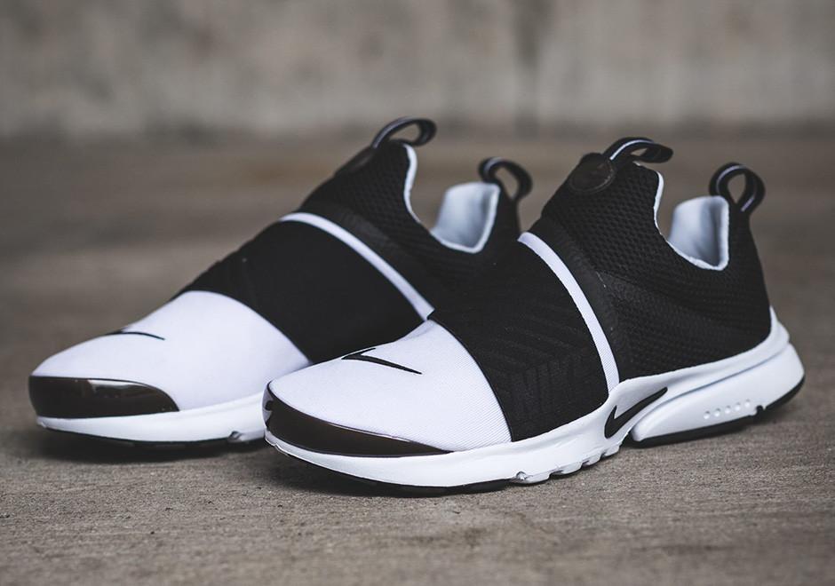 47f0271f Мужские кроссовки Nike Air Presto Extreme White Black: продажа, цена ...
