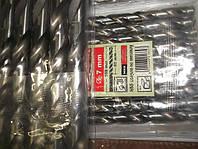 Свердло по металу 13.0х101х151 мм ц/х ср. с.(DIN 338), HAISSER