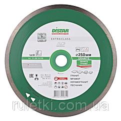 Алмазный диск по граниту Distar 250мм, 25,4мм Granite