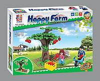 "Конструктор Happy Farm (Ферма) ""Сад"" 6003, 73 дет"