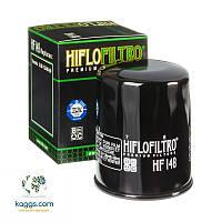Масляный фильтр Hiflo HF148 для Honda, Mercury, TGB, Yamaha.