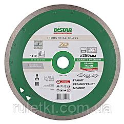 Алмазный диск по граниту Distar 250мм, 25,4мм Granite Premium