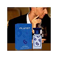 Мужская парфюмированная вода Planet Blue 6, 50 мл, код 3541014