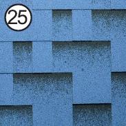 ROOFSHIELD Классик Модерн 25 (голубой)