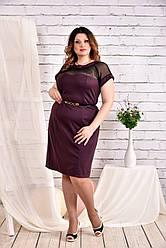 Индивидуальный пошив платье большого размера