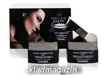 "Набор кремов для лица Chanel ""Precision Ultra Correction Lift"" 3 в 1"