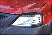 Защита фар Dacia Logan (2005-)