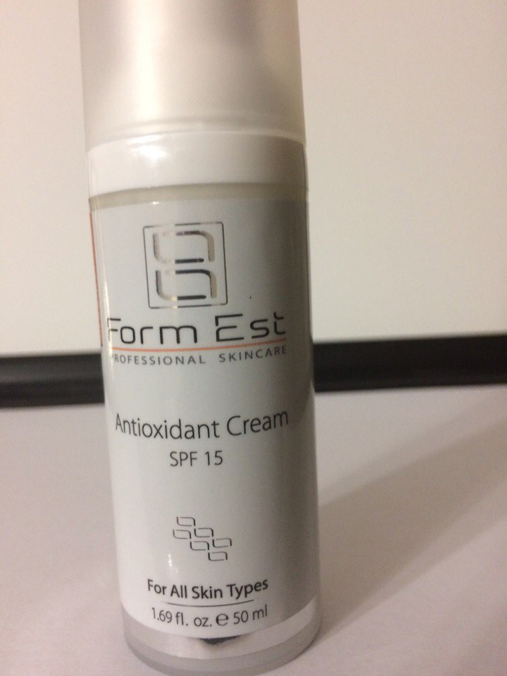 Антиоксидантный крем SPF 15 - Antioxidant Cream With SPF 15, 50мл