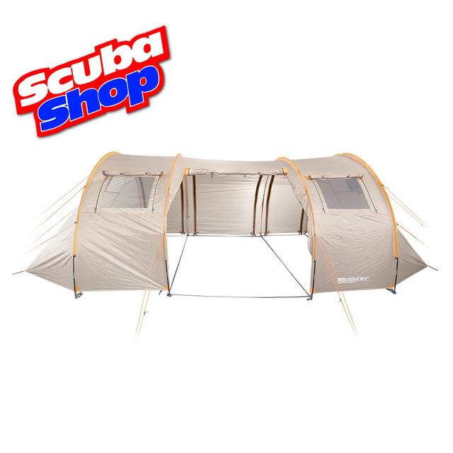 Палатка кемпинговая Кемпинг Caravan 8+