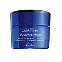 Guerlain - Крем для лица дневной  с экстрактом масла ши Super Aqua Day Creme Confort Jour (оригинал)