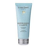 Lancome - Гель для лица отшелушивающий для нормальной и комбин.кожи Exfoliance Clarte 100ml (оригинал)