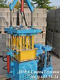 Вибропресс для производства стеновых блоков цена, фото 2