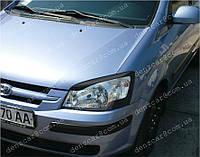 Hyundai Getz (2002-2005г.)