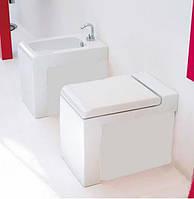 Биде напольное Artceram La Fontana LFB004 01 (белый), фото 1