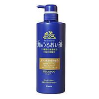 Шампунь для всех типов волос увлажняющий с экстрактами морских водорослей Umi No Uruoi Sou 520 ml (оригинал)