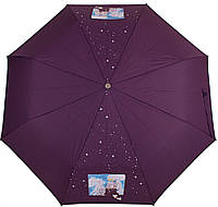 Выразительный зонт полуавтомат AIRTON Z3617-4 фиолетовый