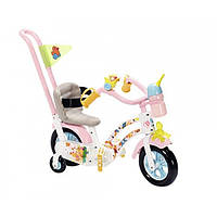 Zapf Creation Велосипед для куклы пупса Baby Born Play & Fun Bike 823699