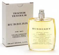 Тестер BURBERRY MEN Tester 100ml Мужская парфюмерия